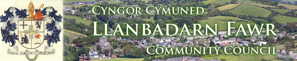 Header Image for Llanbadarn Fawr Community Council (Ceredigion)